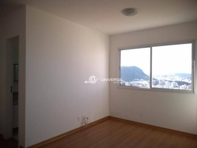 Apartamento com 2 dormitórios para alugar, 90 m² por r$ 1.600,00/mês - estrela sul - juiz  - Foto 8