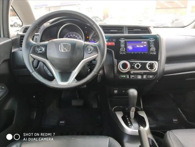 Honda Fit Exl 1.5 Automático Completo - Foto 7