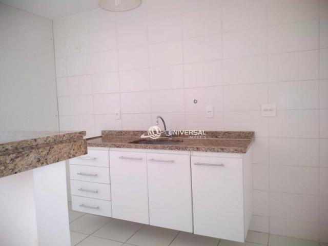 Apartamento com 2 dormitórios para alugar, 90 m² por r$ 1.600,00/mês - estrela sul - juiz  - Foto 9