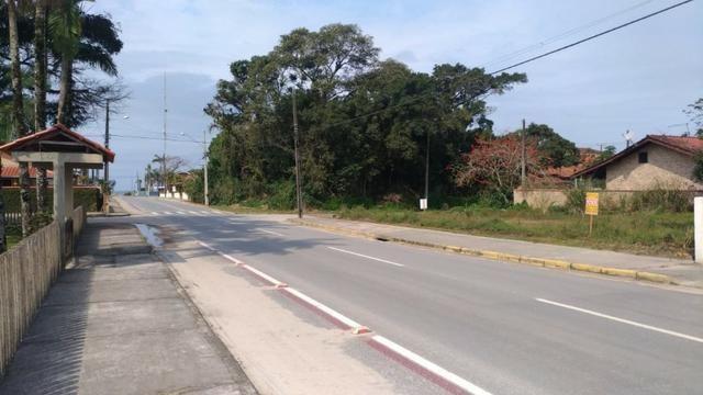 Terreno em Itapoá no asfalto, esquina, próximo a praia, comercial e residencial - Foto 4