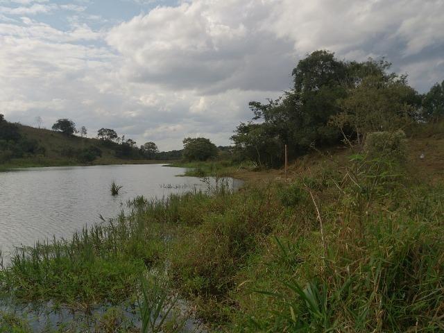 Terreno de 2000 m² às margens do Lago do Funil - Foto 3