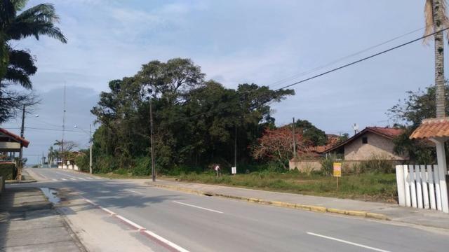 Terreno em Itapoá no asfalto, esquina, próximo a praia, comercial e residencial - Foto 7