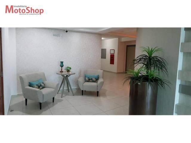 Apartamento com 2 dormitórios para alugar, 74 m² por R$ 1.000/mês - Mato Alto - Araranguá/ - Foto 2