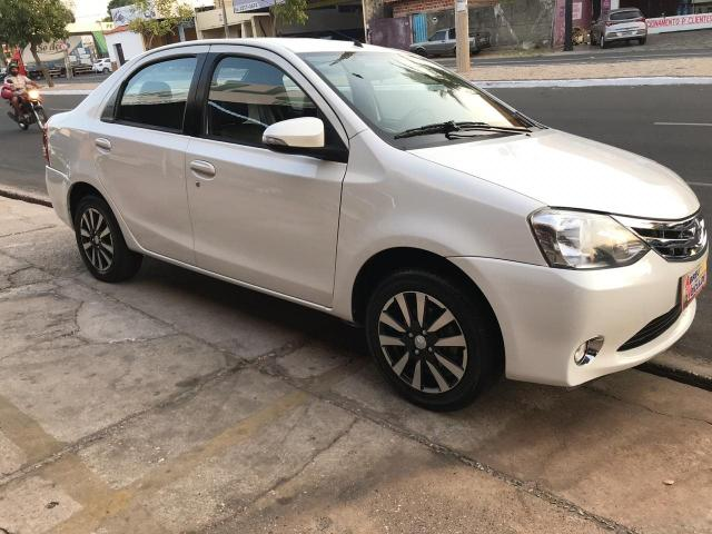 Etios 2015/2015 1.5 platinum sedan 16v flex 4p manual - Foto 2