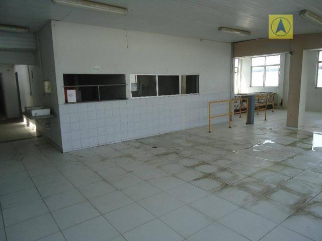Indústria para locação - Área - Galpão - Foto 9