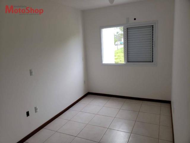 Apartamento com 2 dormitórios para alugar, 52 m² por R$ 900/mês - Coloninha - Araranguá/SC - Foto 3