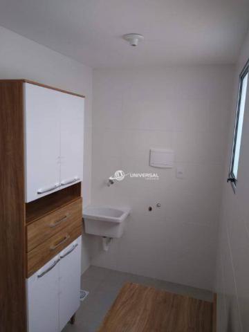 Apartamento com 2 quartos para alugar por r$ 900/mês - costa carvalho - juiz de fora/mg - Foto 6