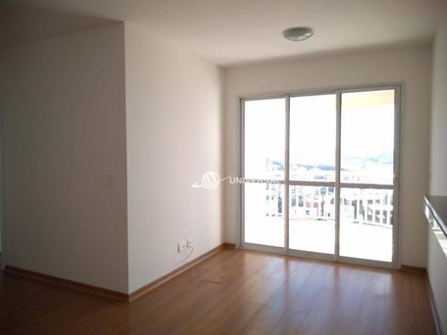 Apartamento com 2 dormitórios para alugar, 90 m² por r$ 1.600,00/mês - estrela sul - juiz  - Foto 2