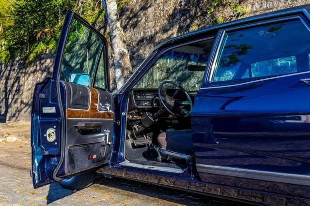 Relíquia de Colecionador Ford Landau com placa Preta 1980! - Foto 2