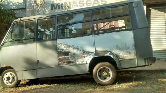 Micro ônibus Ano : 1986