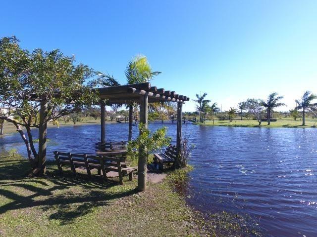 Terreno - Condomínio Lagoa Mar / Balneário Gaivotas - Ac. Carro - - Foto 3