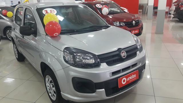 Fiat Uno Drive 4 pts Completa