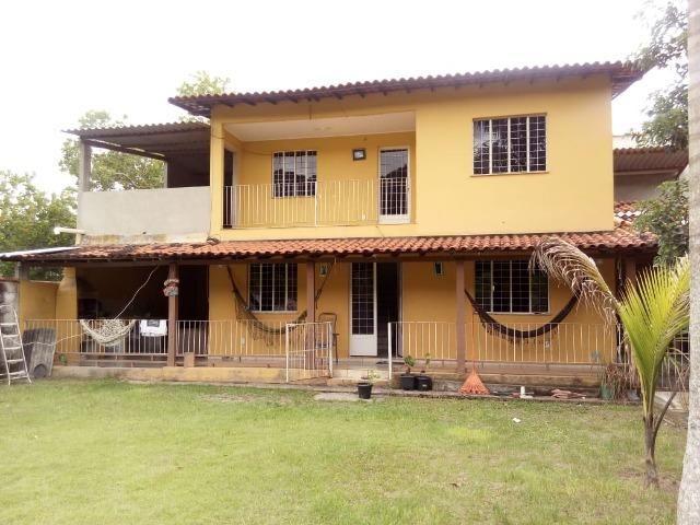 Caetano Imóveis - Sítio em Agro Brasil com casa sede 2 andares