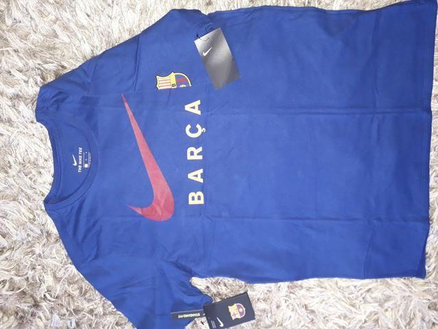 Camiseta Barcelona Large Nike - Roupas e calçados - Barragem de ... 4c1e98a4da07d
