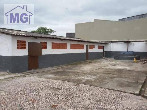Galpão para alugar, 366 m² por r$ 12.000/mês - botafogo - macaé/rj - Foto 6