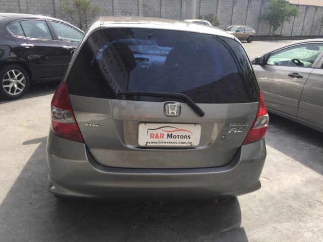 """""""IPVA 2020 Grátis"""" Honda Fit EX Automático 1.5 16V 4P Top de Linha - Foto 5"""