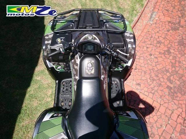 Kawasaki Brute Force 750 2012 Prata com 300 horas - Foto 3