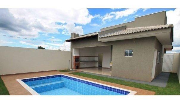 Residencial Pirapitinga - Casa em Condomínio a Venda no bairro Lagoa Quente - Ca...