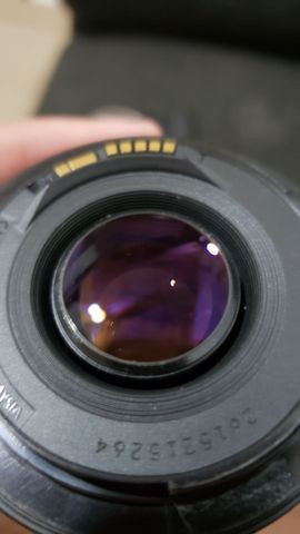 Lente Canon 50mm 1.8 - Foto 2