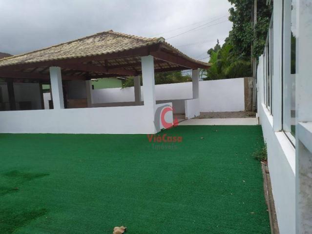 Casa Comercial para alugar por R$ 4.500/mês - Jardim Mariléa - Rio das Ostras/RJ - Foto 14