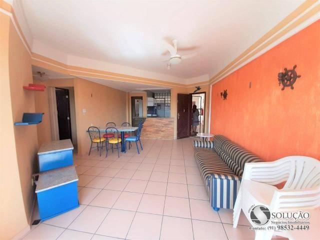 Apartamento com 3 dormitórios à venda, 99 m² por R$ 220.000,00 - Destacado - Salinópolis/P - Foto 3