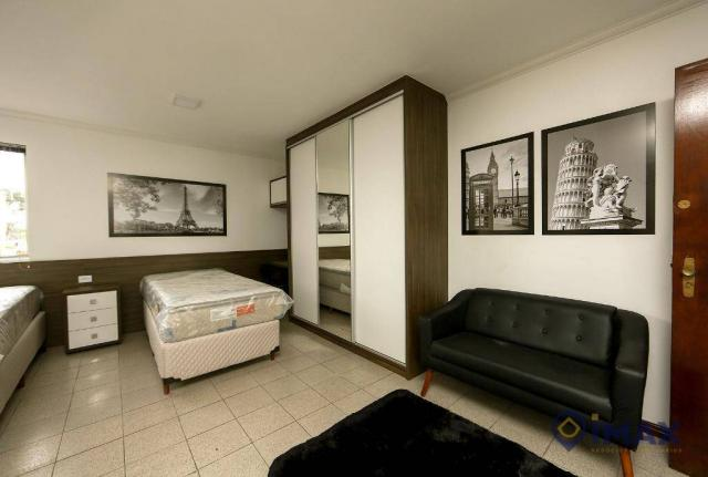 Apartamento com 1 dormitório para alugar, 45 m² por R$ 1.500,00/mês - Centro - Foz do Igua - Foto 8