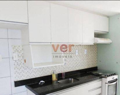 Apartamento à venda, 56 m² por R$ 259.000,00 - Alagadiço Novo - Fortaleza/CE - Foto 4