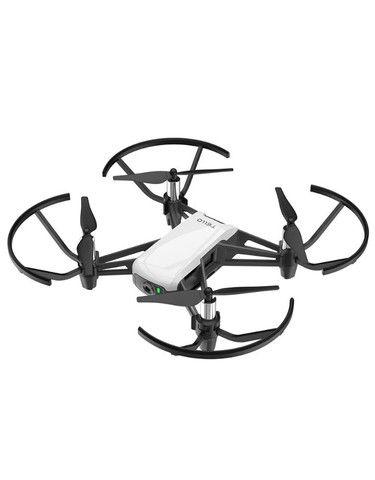 Drone DJI Tello TLW004 - Câmera 720p - Branco