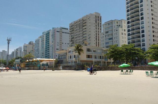 Alugo apto Guarujá, Pe na areia R$5.800,00 (Pacote) - Incomparavel - Foto 17
