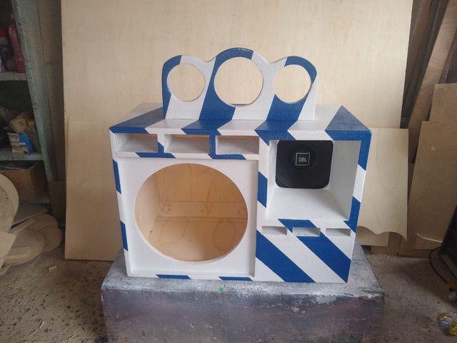 Fabricamos caixa de som e muito mais. - Foto 3