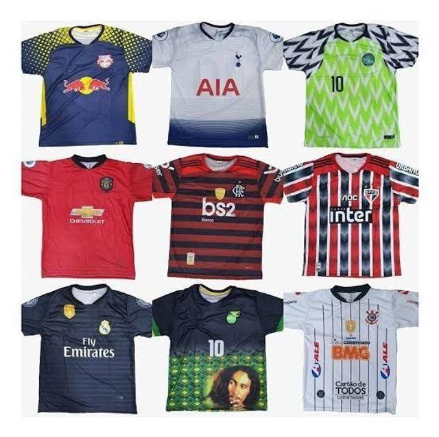 Aprenda importar camisas de time - Foto 2