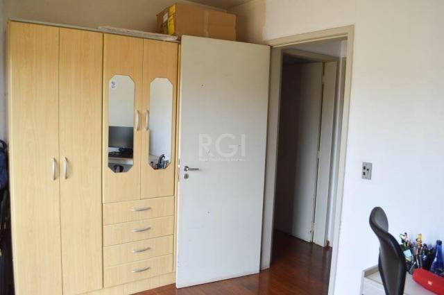 Apartamento à venda com 2 dormitórios em Nonoai, Porto alegre cod:LU428798 - Foto 17