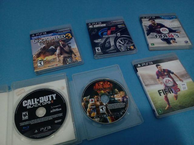 Jogos de PS3!