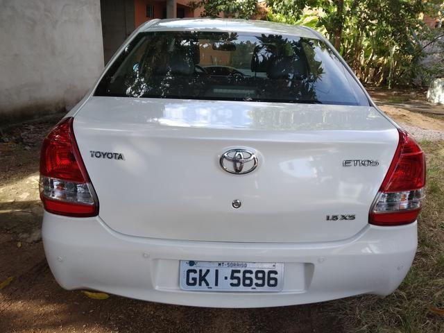 Etios 1.5 XS sedan - Foto 5