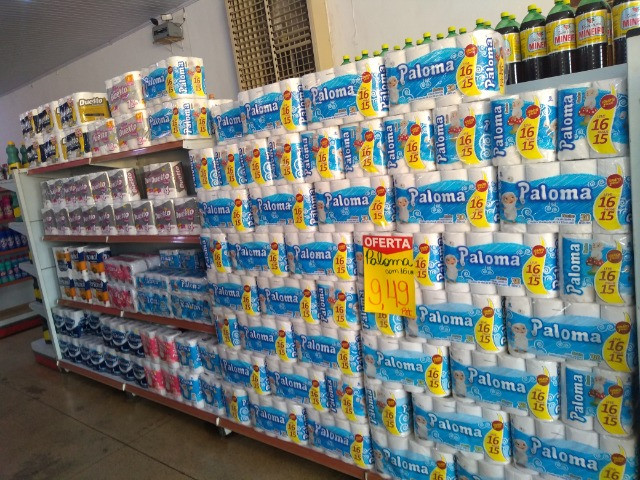 Vendo um Supermercado completo ,com açougue, panificadora , Horti-fruit - Foto 6