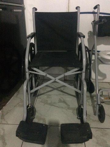 Par de cadeira de rodas - Foto 4
