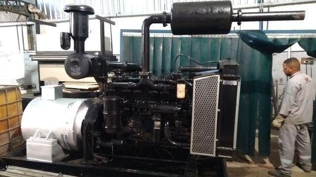 Gerador 160 kVA