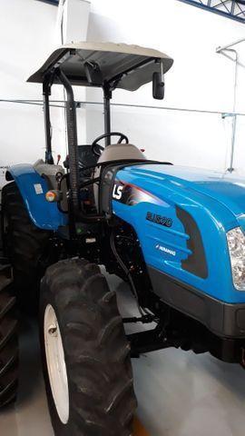 Trator LS Plus90 Usado 500 horas ano 2019