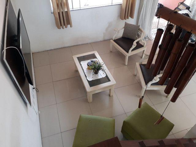 Alugo bela casa mobiliada - Foto 11