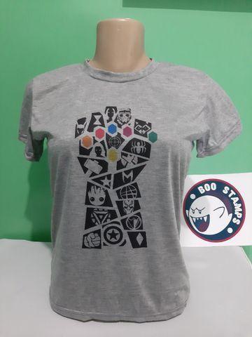 Camisas Geeks pronta entrega - Foto 2