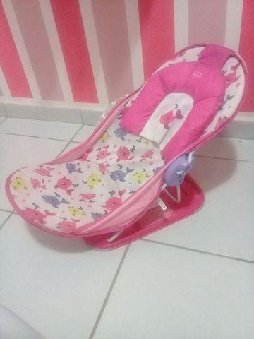 cadeira deluxe baby bather - Foto 2