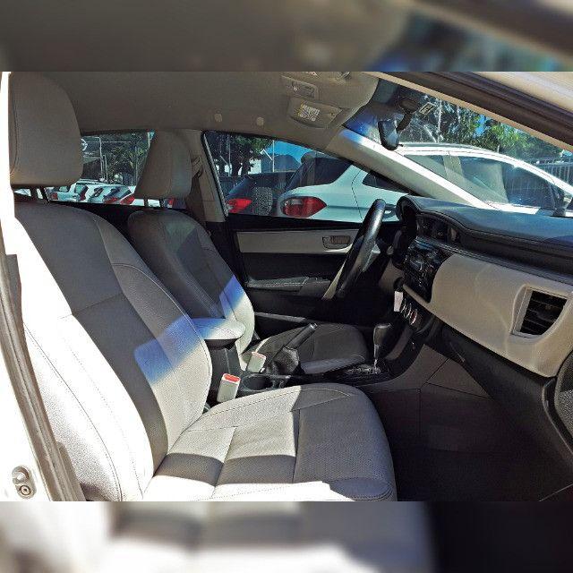 Toyota Corolla GLI 1.8 2017 Automático - Foto 6
