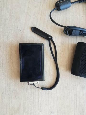 Câmera Digital Sony DSC-T300 + acessórios - Foto 2
