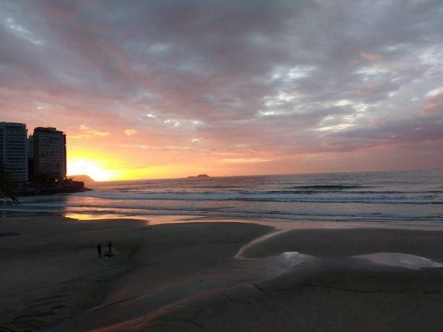 Alugo apto Guarujá, Pe na areia R$5.800,00 (Pacote) - Incomparavel - Foto 8