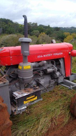 Trator Massey Ferguson x95 - Foto 4