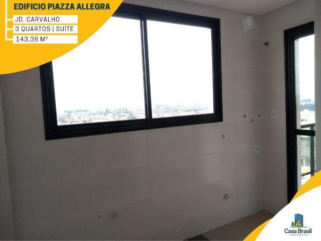 Apartamento para a locação em Ponta Grossa - Jd. Carvalho - Foto 12