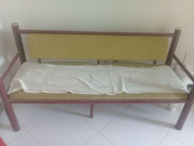 2 sofá usado