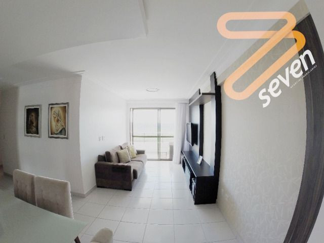 Bossa Nova - Capim Macio - 16º andar - 125m² - 2 vagas - Foto 2