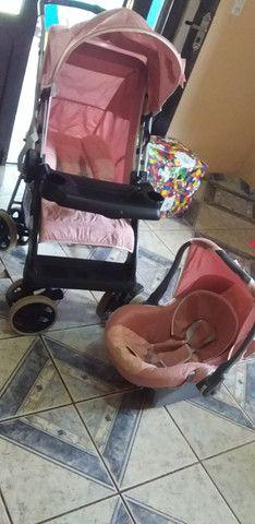Vendo Carrinho e bebê conforto aceito celular em troca ou tbm aceito propostas.