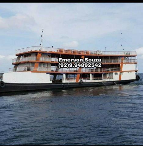 Vendo ferry bout Novo,vendo parcelado, tenho outros modelos - Foto 4